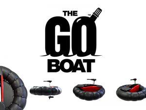 GoBoat – Angeln aufm Treckerreifen