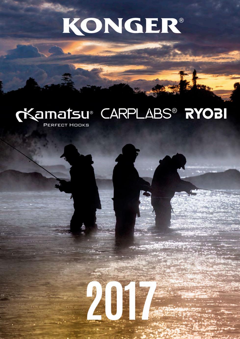 Konger Katalog 2017