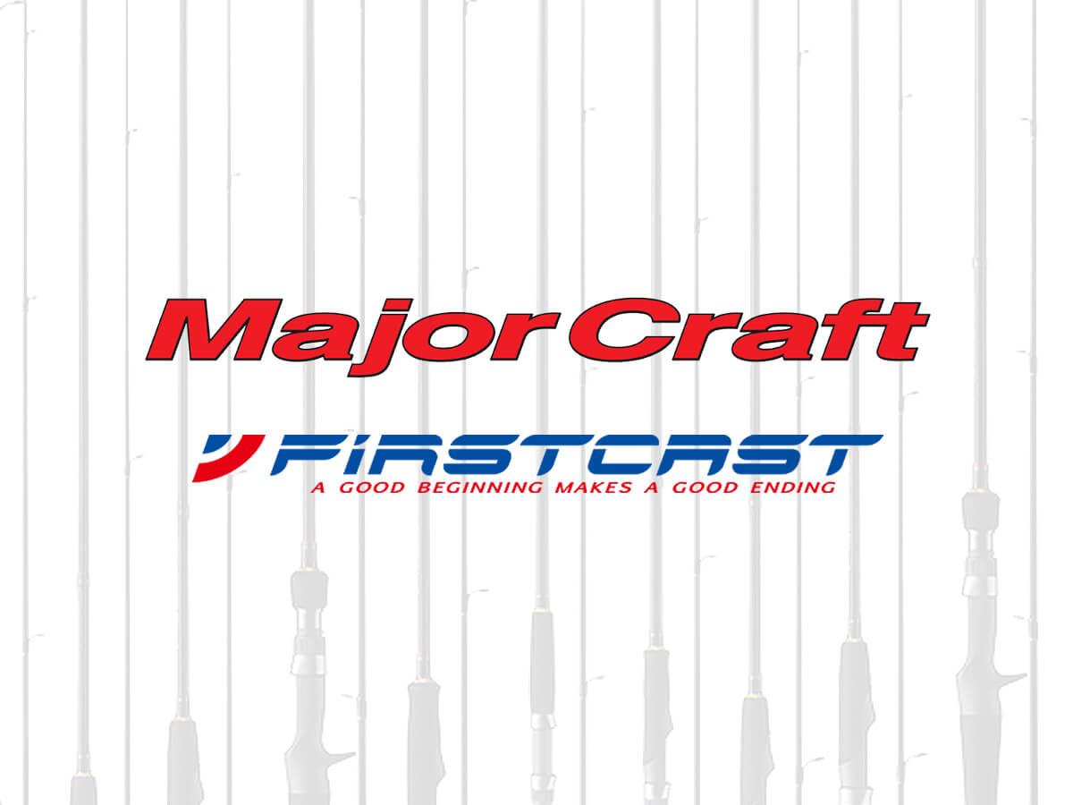 Die neuen Major Craft Firstcast Ruten - Alle Modelle im Überblick