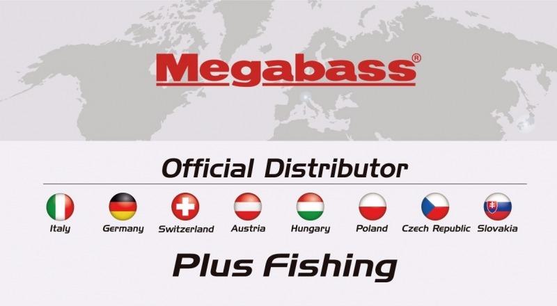 Plus Fishing übernimmt Megabass Vertrieb
