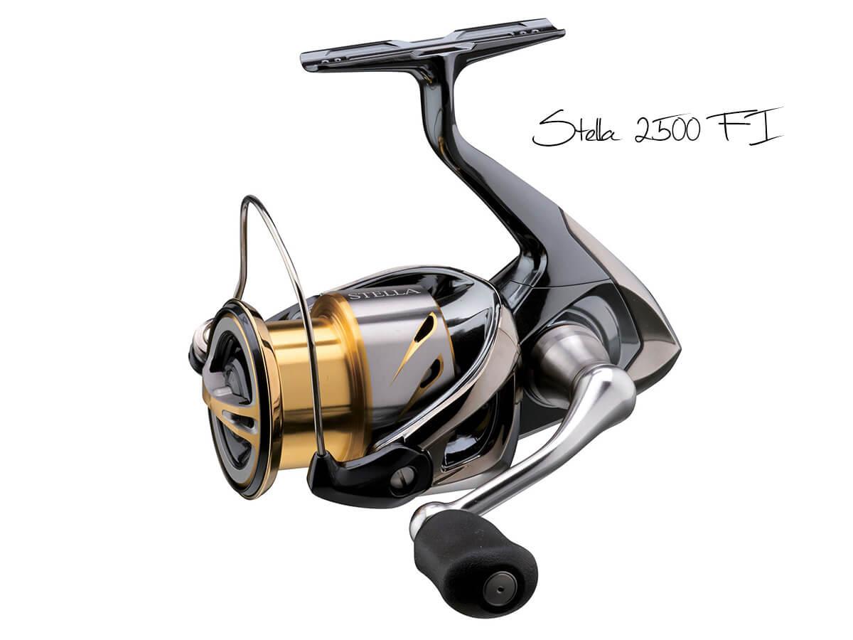 Shimano Stella FI (2014) - 2500 S FI