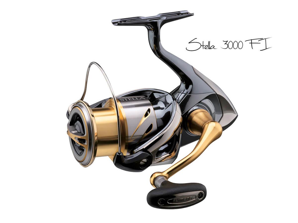 Shimano Stella FI (2014) - 3000 S FI