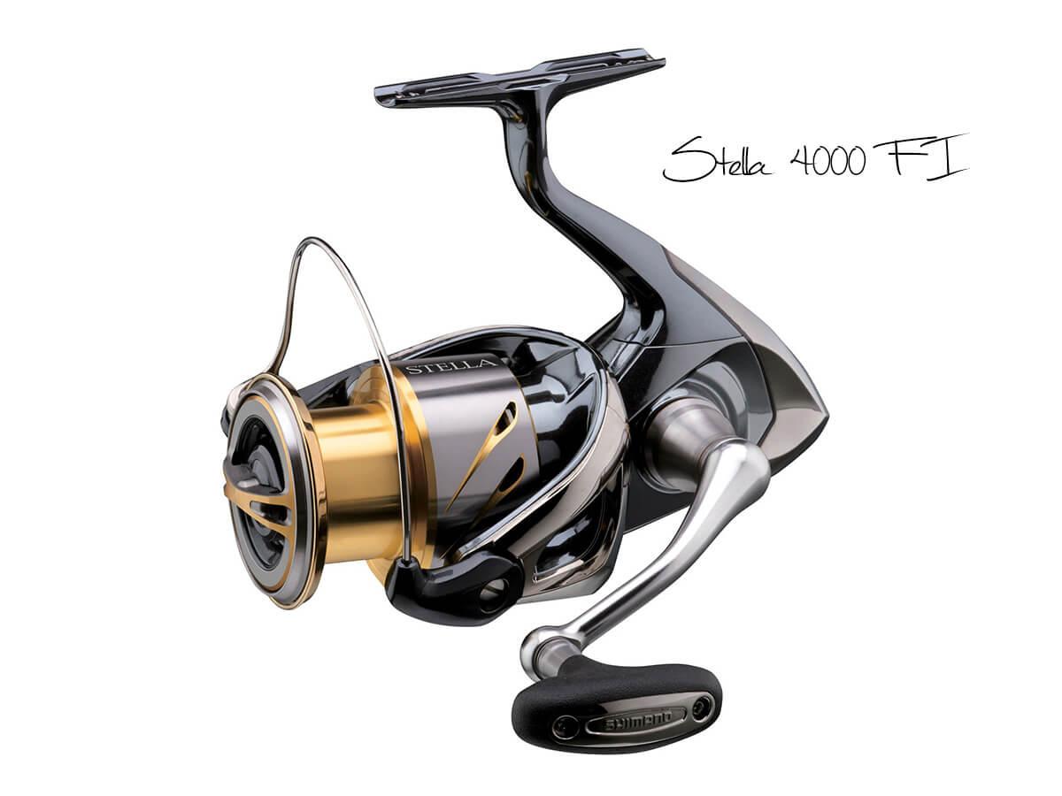 Shimano Stella FI (2014) - 4000 FI