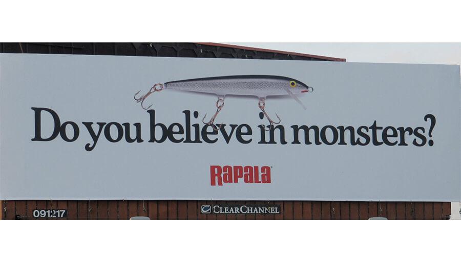 Rapala Billboards 2