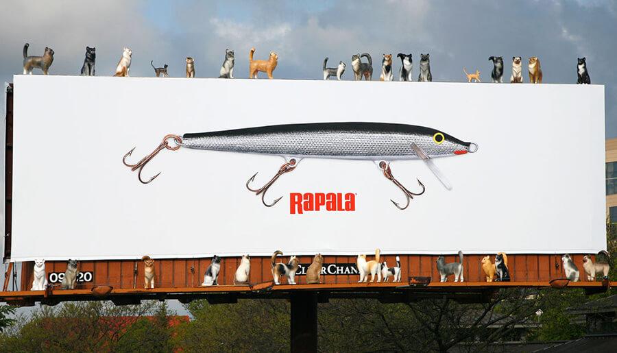 Rapala Billboards 8