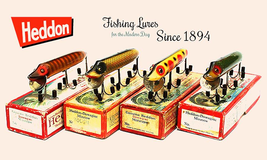 Heddon - Vintage Wobbler