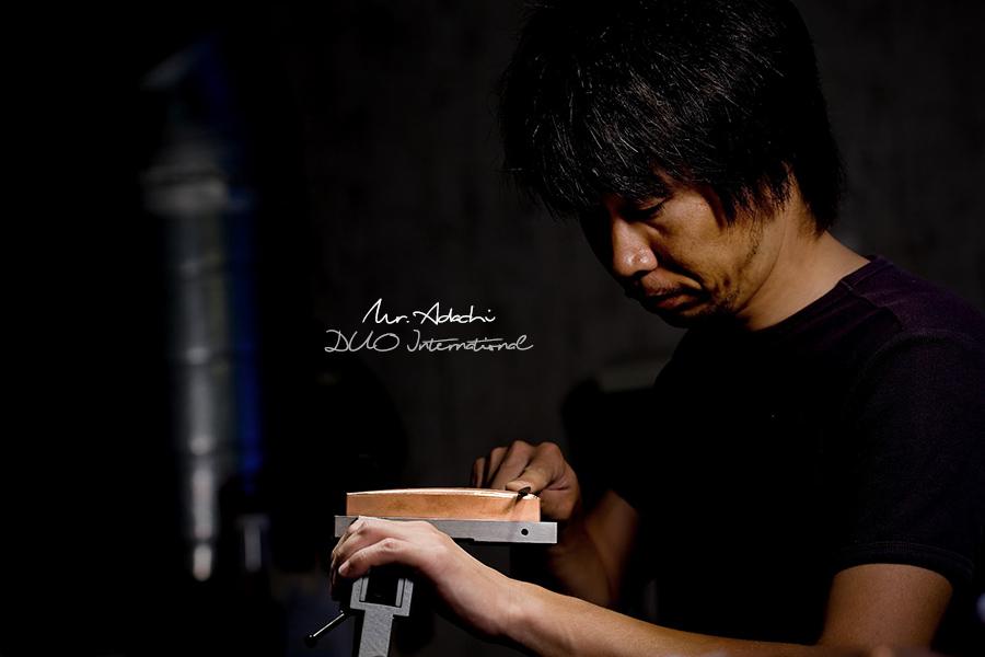 Wobbler Helden - Masahiro Adachi (DUO International)