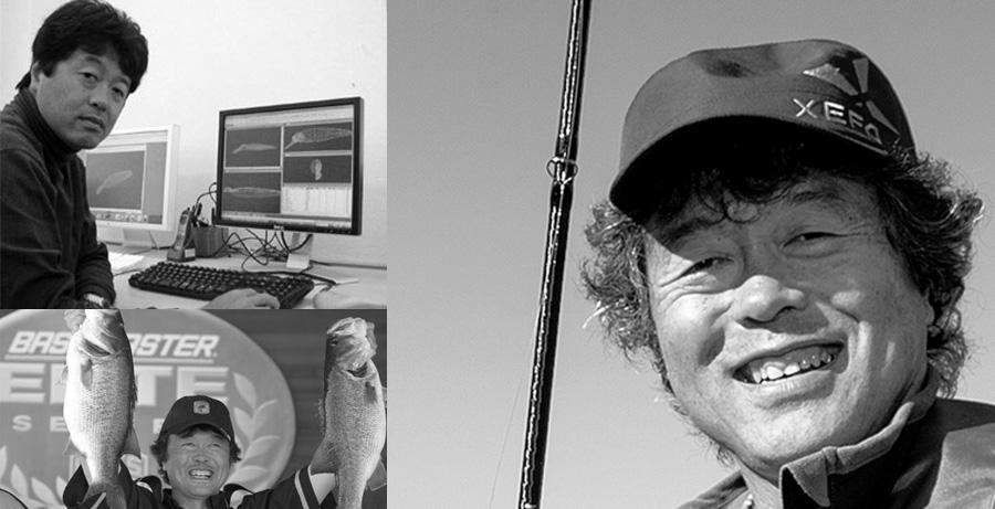 Seiji Kato - Entwickler / Designer bei DAIWA, Lucky Craft und Jackall