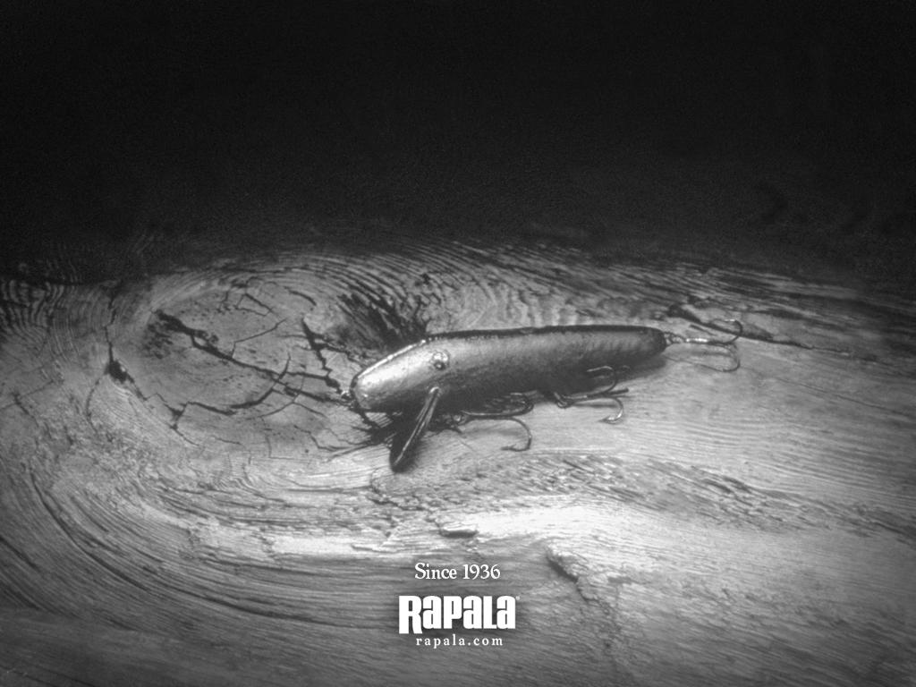 Der erste Rapala-Wobbler (1936)