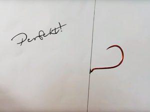 Der perfekte Drop Shot Knoten