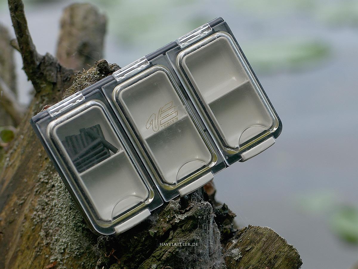 MEIHO Versus VS-420 - Tackle-Box für Kleinteile und Angelzubehör im Langzeittest