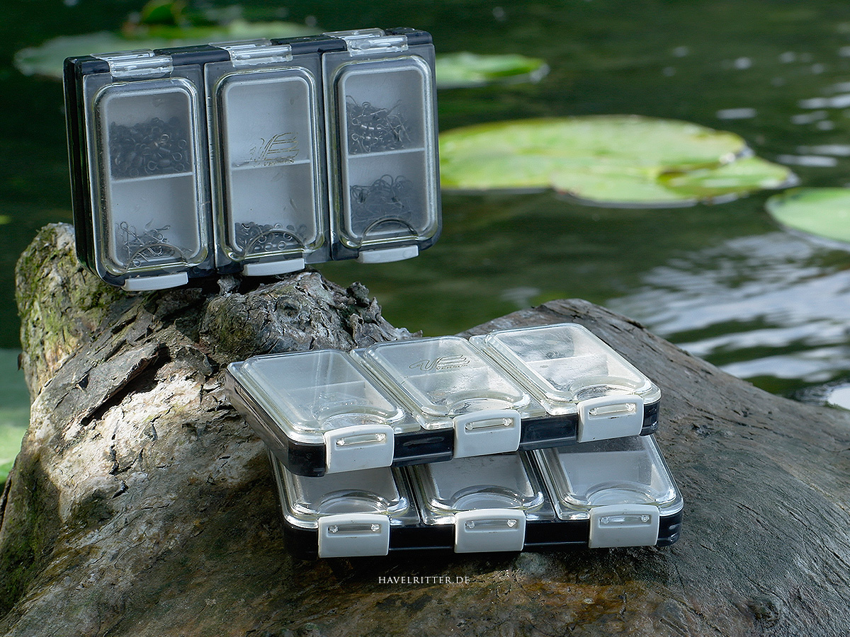 MEIHO VS-420 - erweiterbare Kleinteilebox