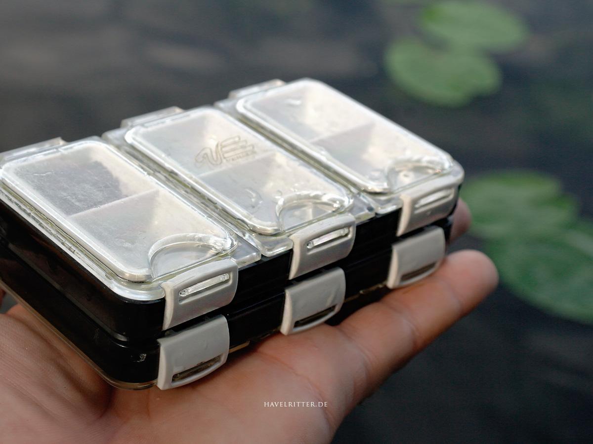 MEIHO VS-420 - 2 Boxen verbunden