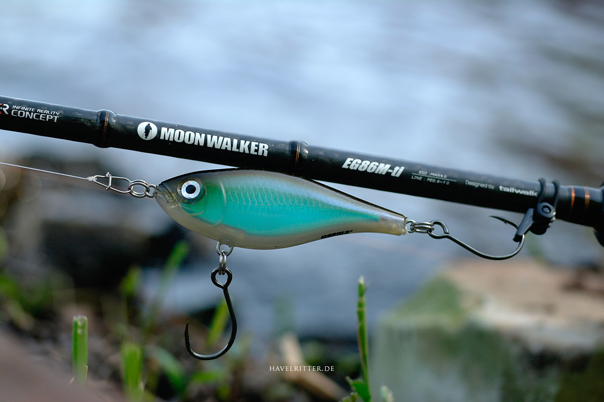 Rapala Twitchin Mullet (Wobbler, Sub-Surface)
