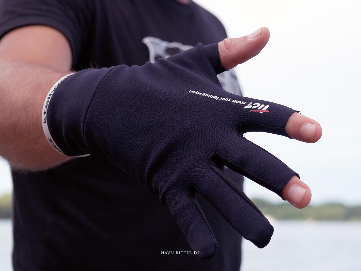 Tict Titanium 3 Fingerless Neoprenhandschuh - Größe, Passform & Tragekomfort, 1