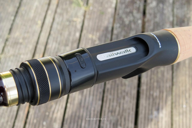 Tailwalk Fullrange C70M/G - Griff und Rollenhalter