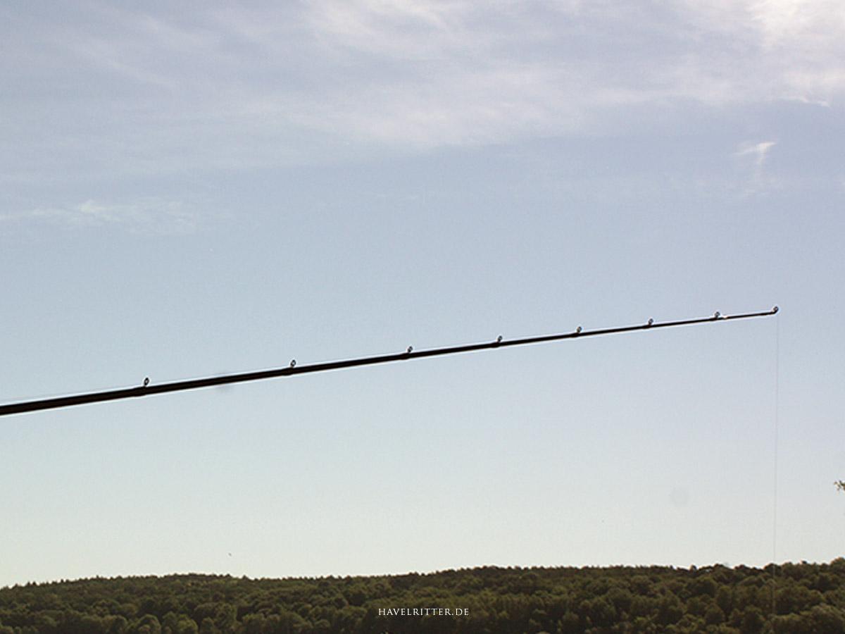 Tailwalk Fullrange C70M/G im Test - Aktion, Wurfgewicht und Aufladung, 1