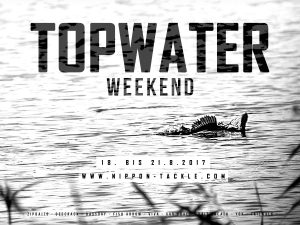 Sponsored Post: Topwater Weekend mit satten Rabatten von 15 – 60%!
