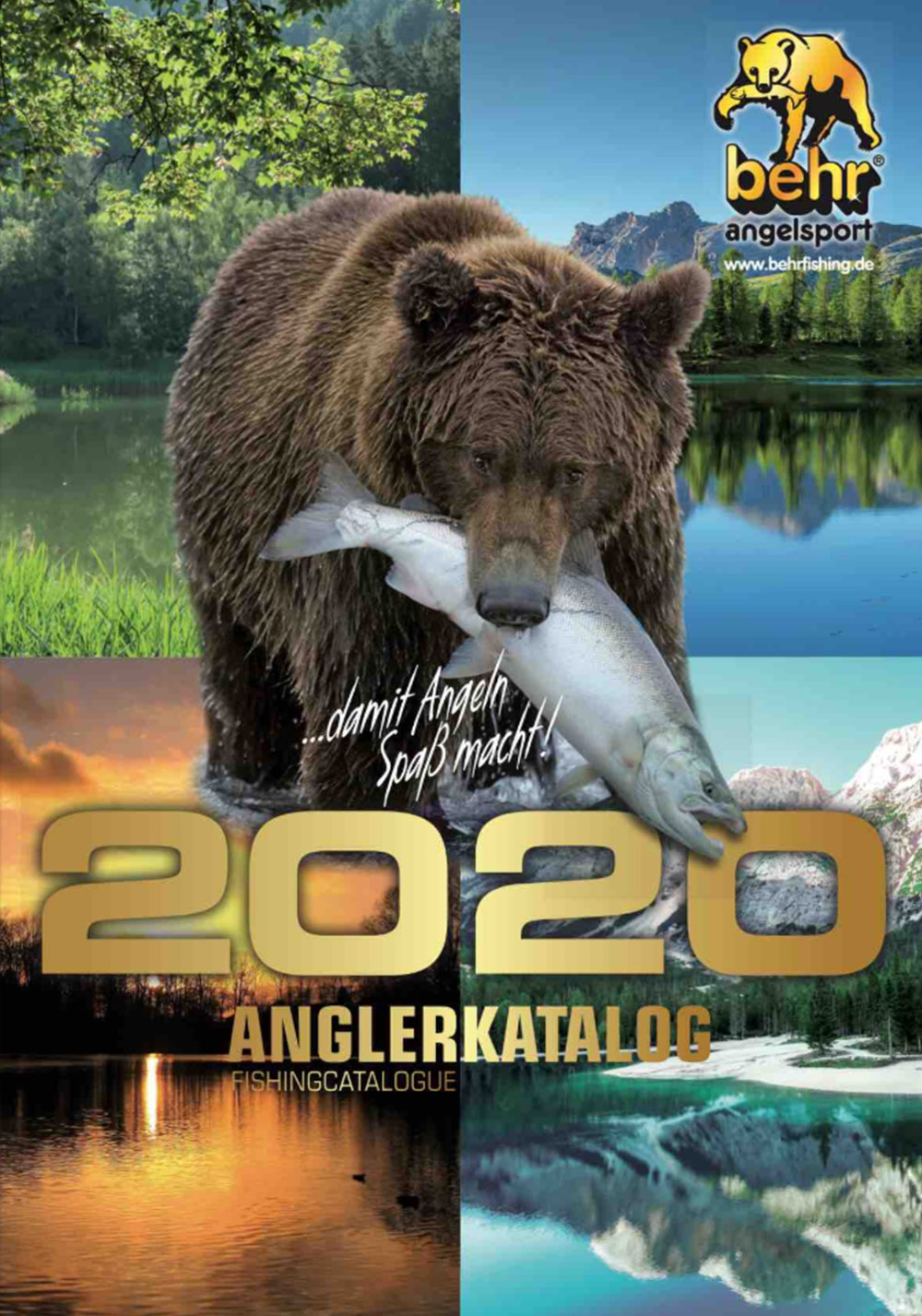 Behr Katalog 2020
