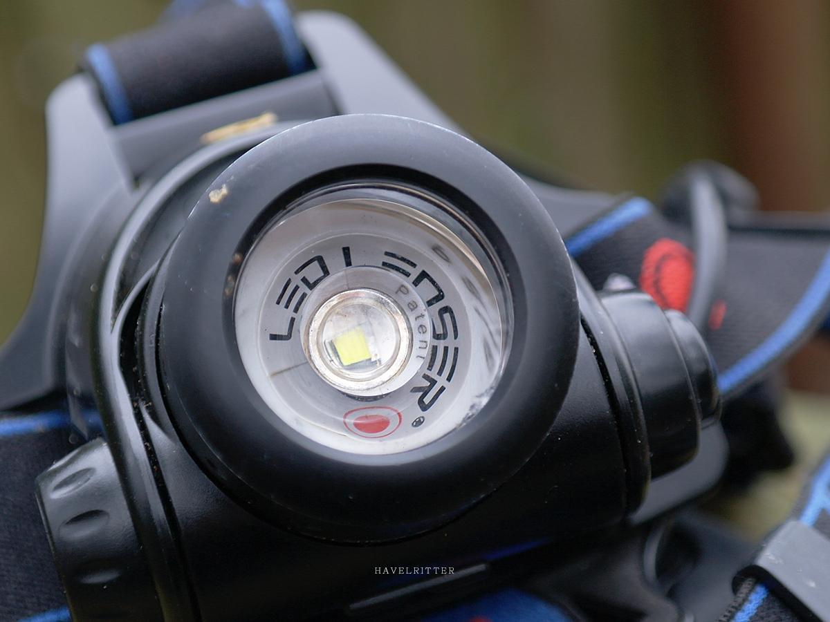Extrem Leuchtstark und robust! Die Ledlenser H14 Stirnlampe im Test