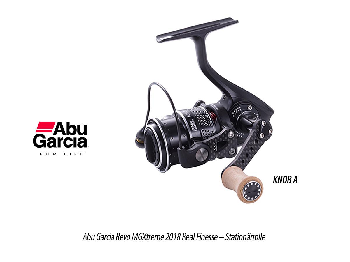 Abu Garcia Revo MGXtreme 2018 Real Finesse - Stationärrolle, 7
