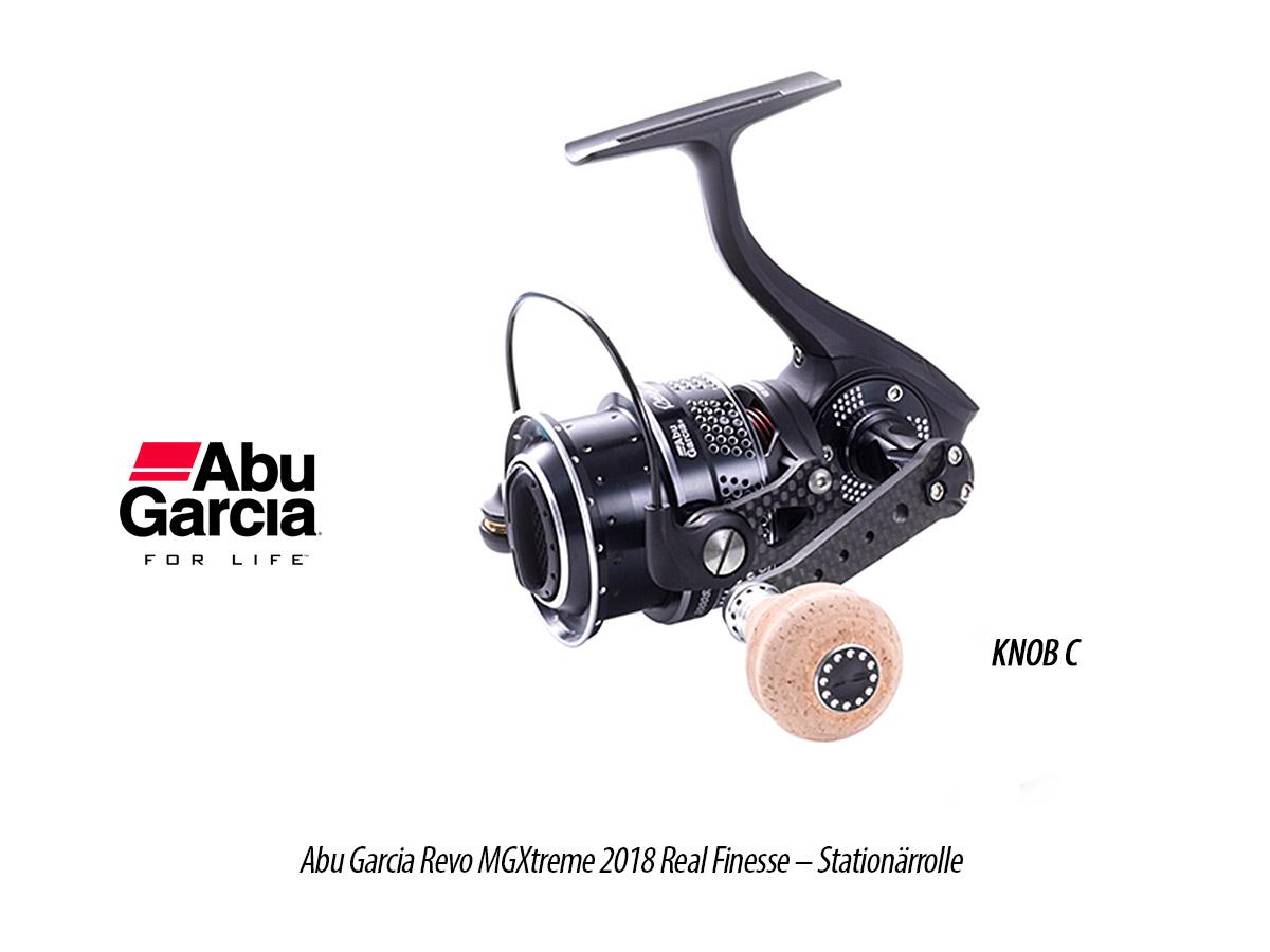Abu Garcia Revo MGXtreme 2018 Real Finesse - Stationärrolle, 9