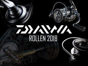 DAIWA Rollen 2018 – Neuheiten im Überblick