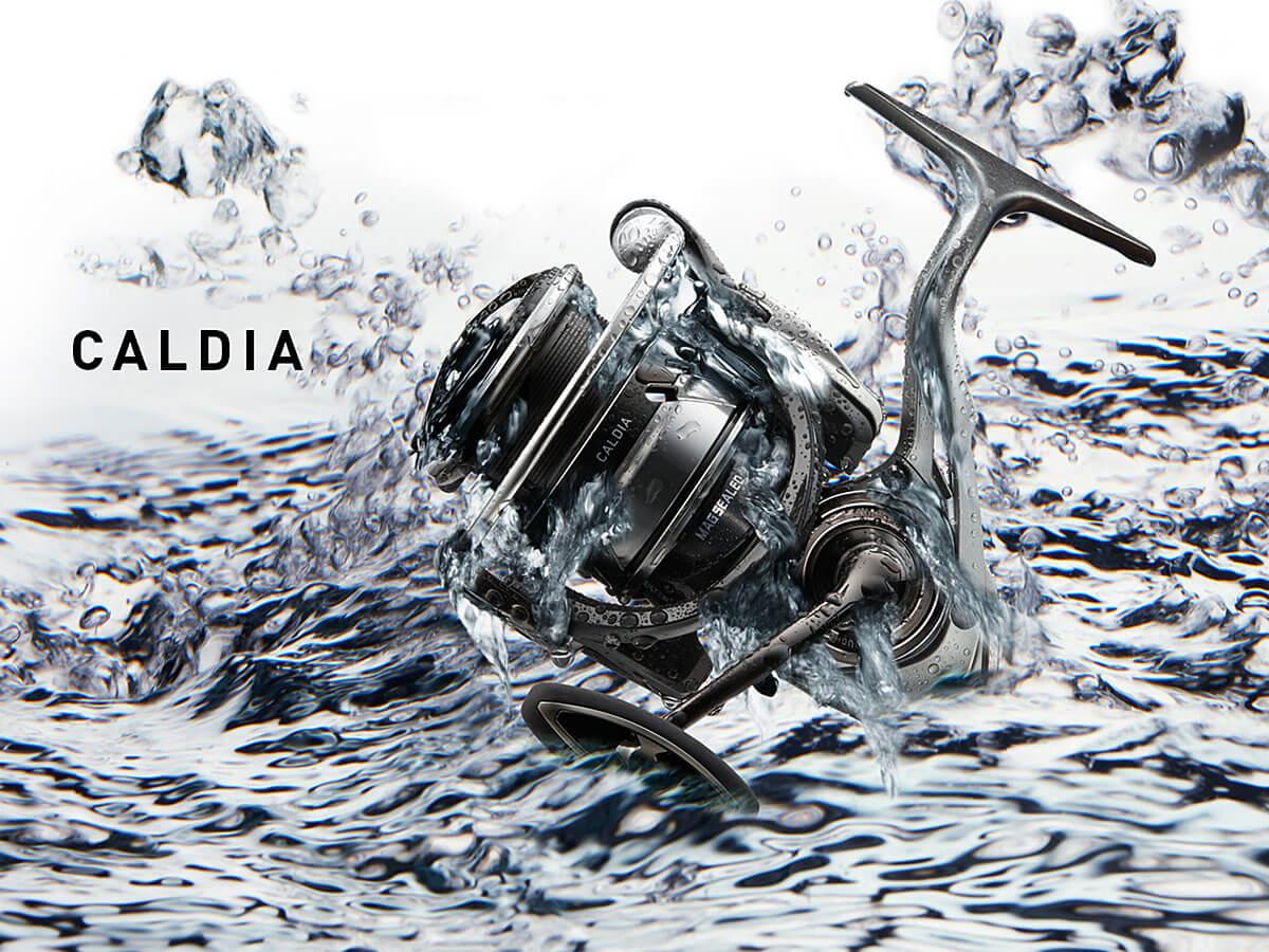 DAIWA Caldia 2018 - Alle Modelle und Rollengrößen im Überblick