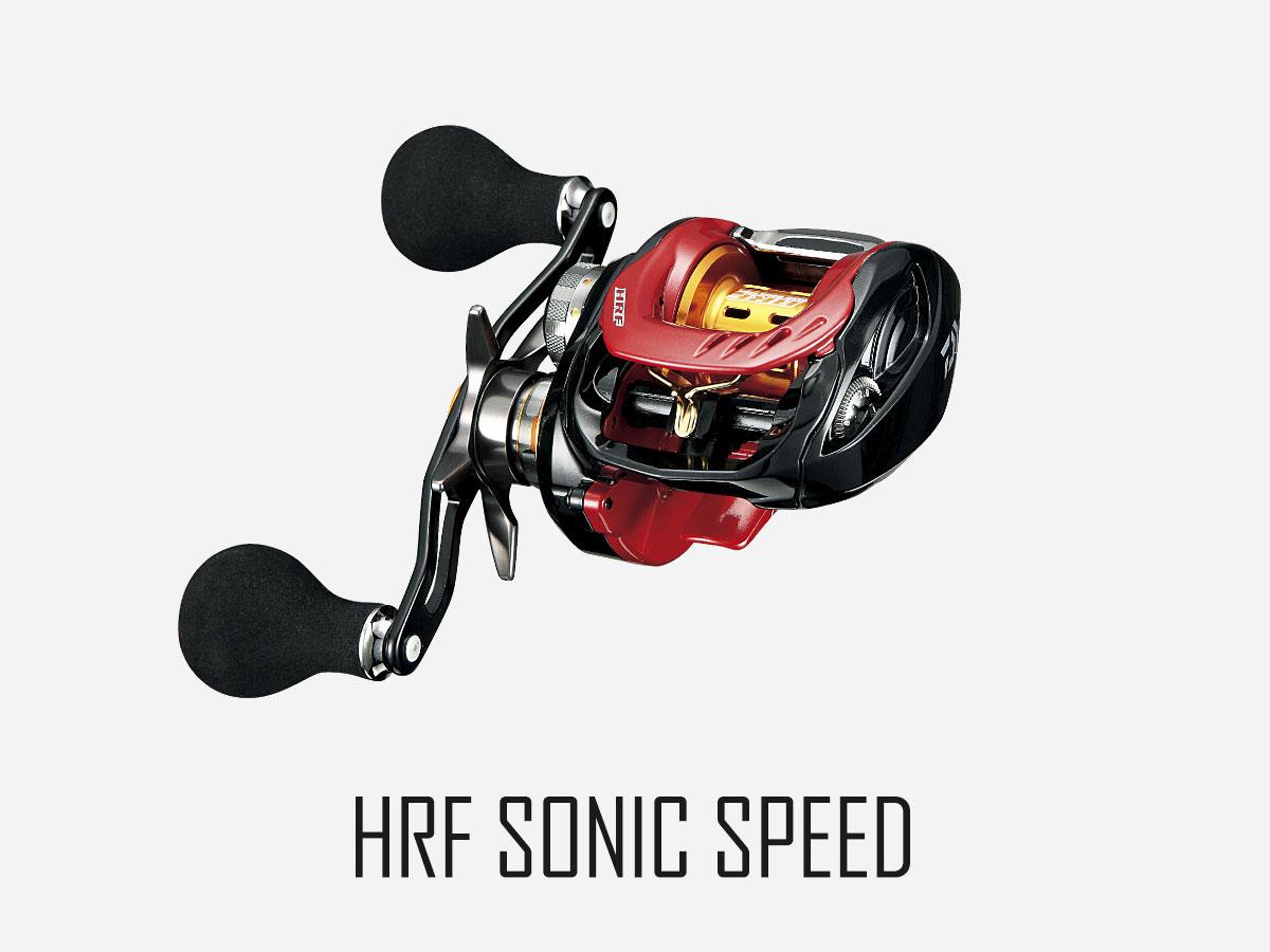 DAIWA HRF Sonic Speed Baitcast Rolle