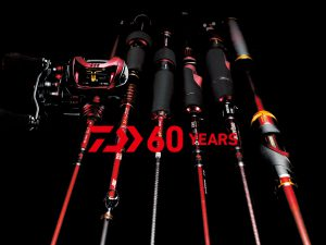 DAIWA 60th Limited Edition – Sondermodelle zum Firmenjubiläum