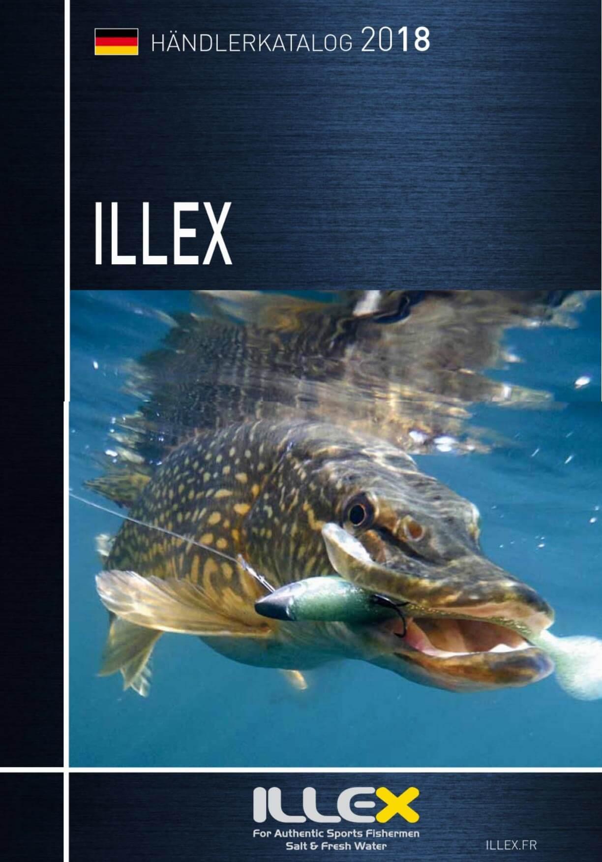 Illex Angelkatalog 2018