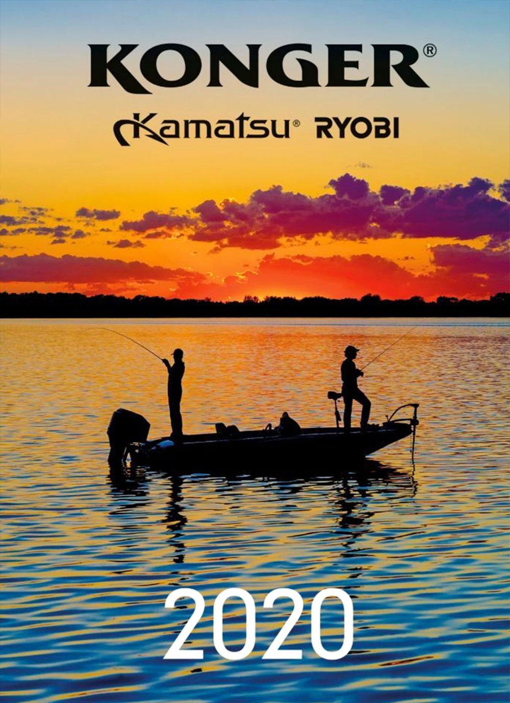 Konger Katalog 2020