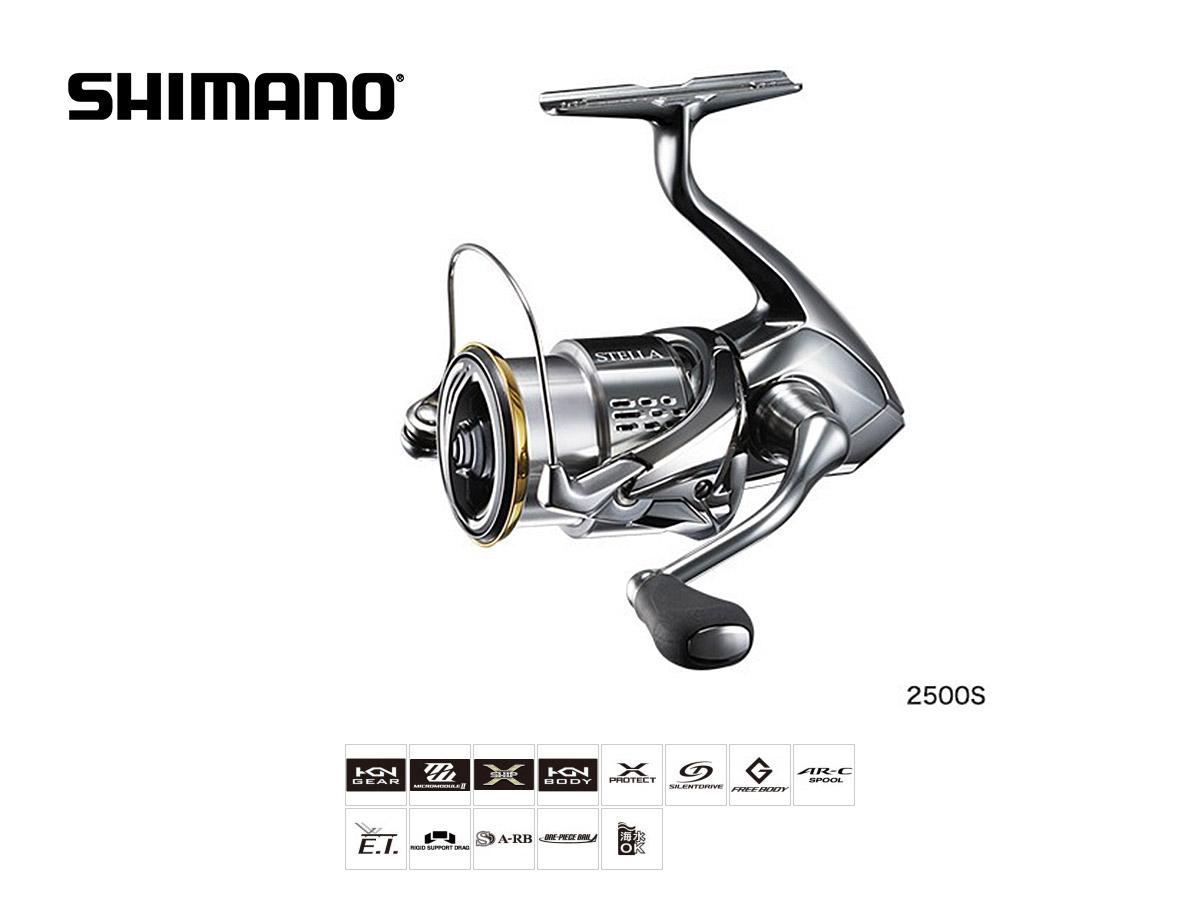 Shimano Stella FJ (2018) Größe 2500S