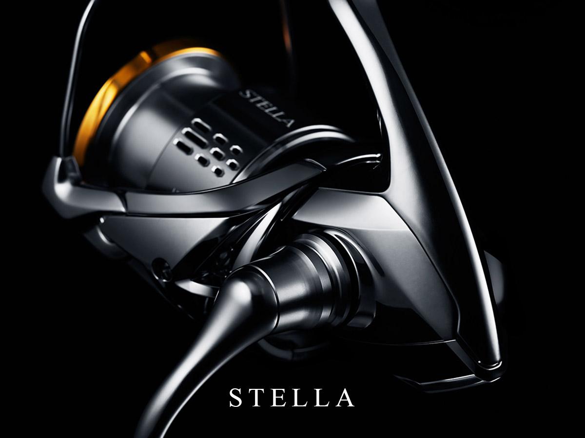 Shimano Stella FJ (2018) Stationärrollen
