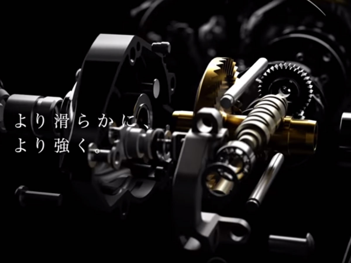 Die wichtigsten Shimano Rollentechnologien kurz erklärt