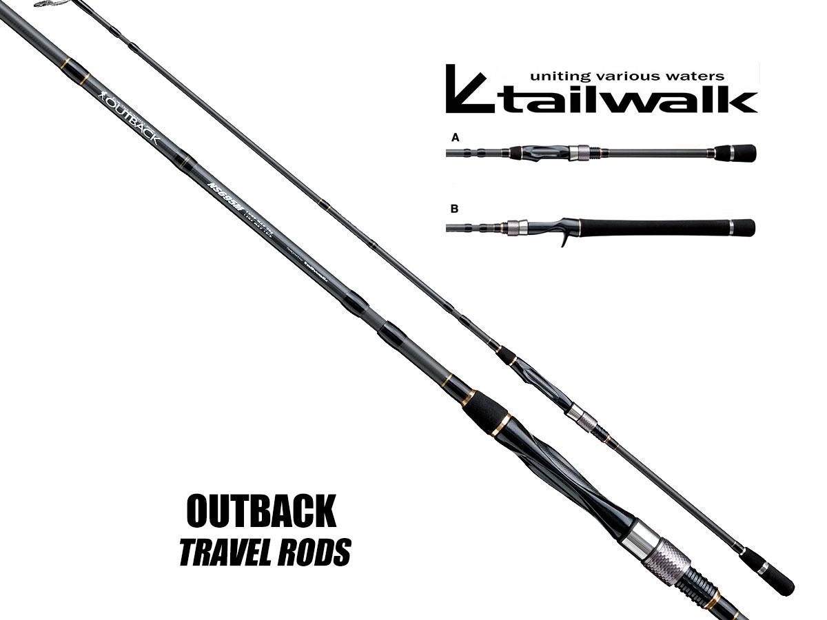 Tailwalk Outback - mehrteilige Reiseruten für unterwegs