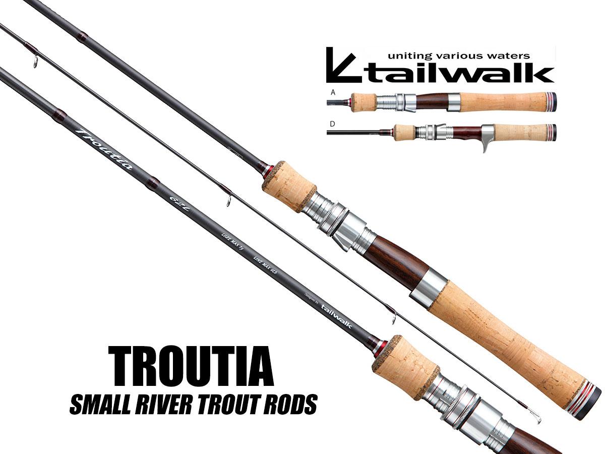 Tailwalk Troutia Forellenruten