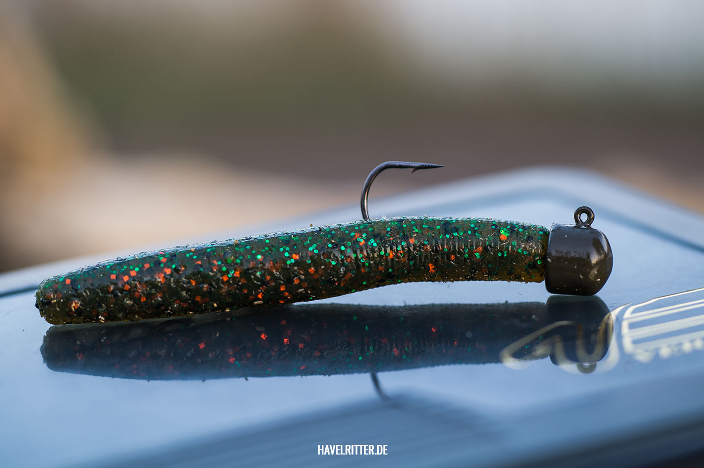 Z-Man Finesse TRD am ShroomZ Jig / Ned Jig