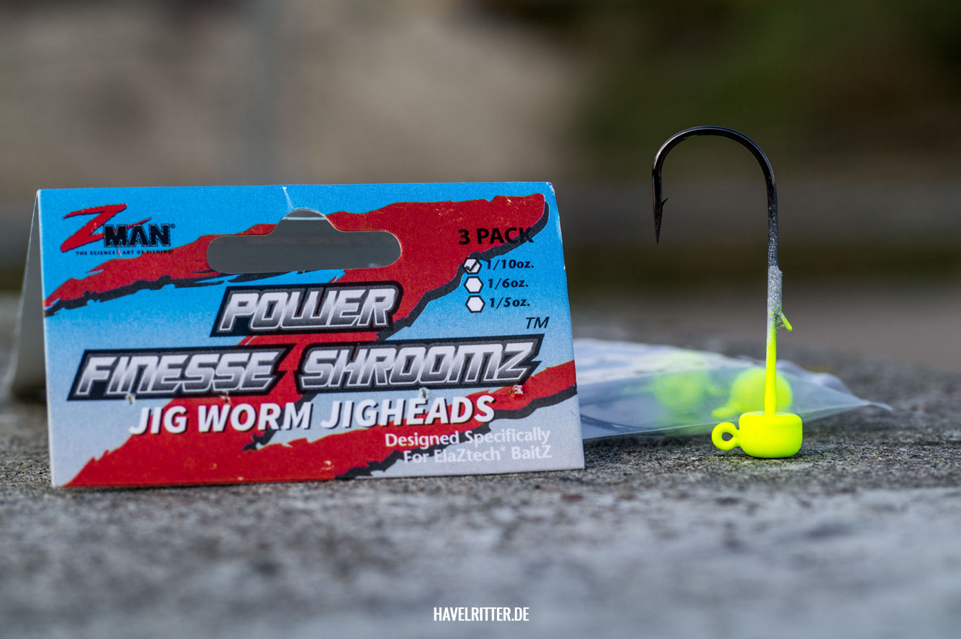 Z-Man Power Finesse Shroomz Jig