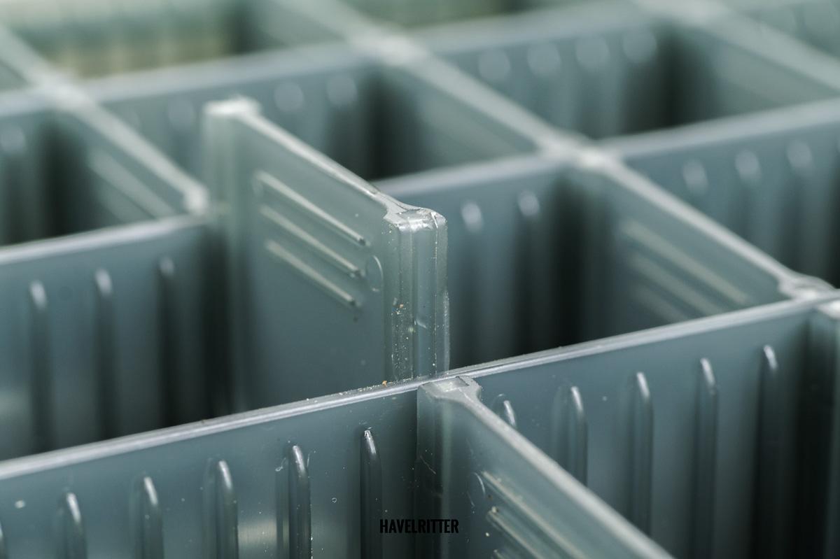 MEIHO Versus VS 3020 Tackle Box - Micro Divider / Rasterung