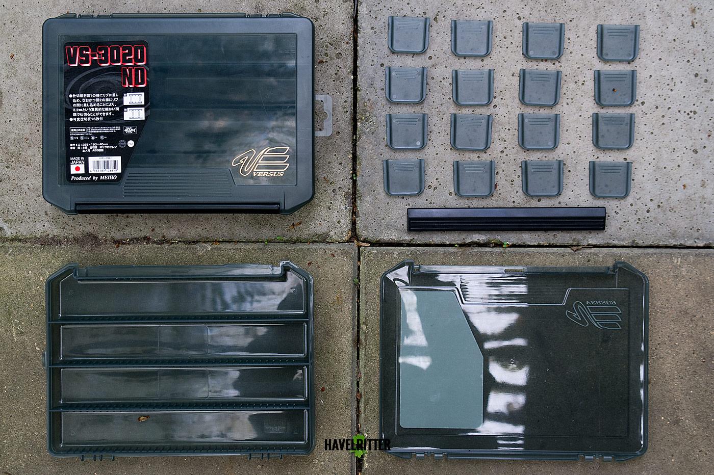 MEIHO Versus VS 3020 - Reparatur, Ersatzteile und Zubehör
