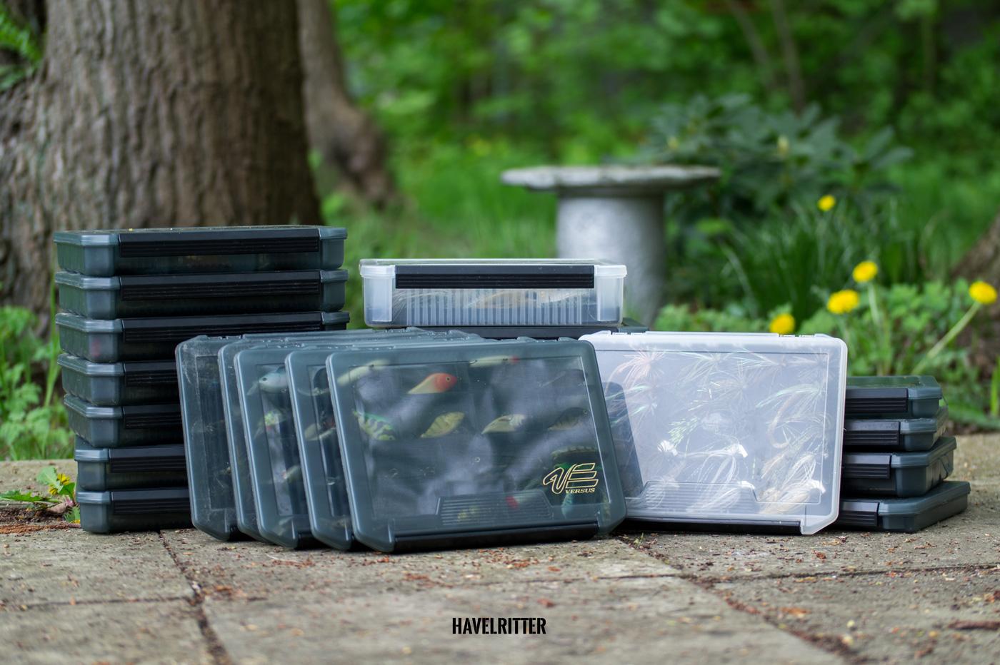 MEIHO Versus VS 3020 - Meine Tackle Box für Hardbaits