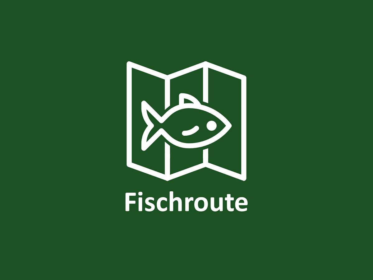Angel App Fischroute- Dein Weg zum Fisch