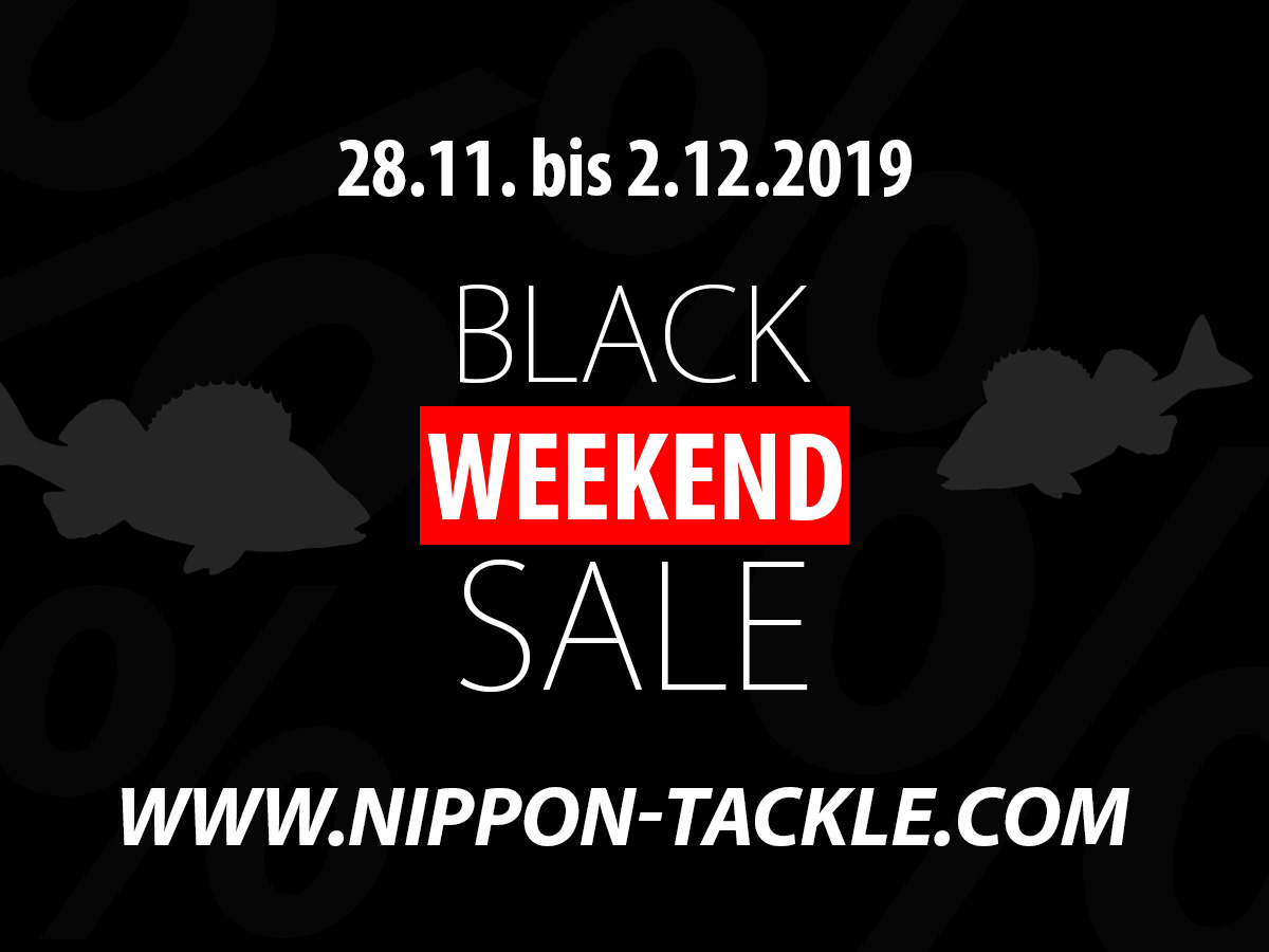 Black Weekend SALE vom 28.11. bis 2.12.